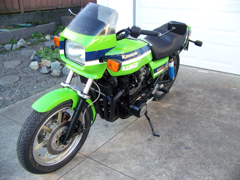 Bike Of The Month: Glenn Derksen's 1984 KZ1100R