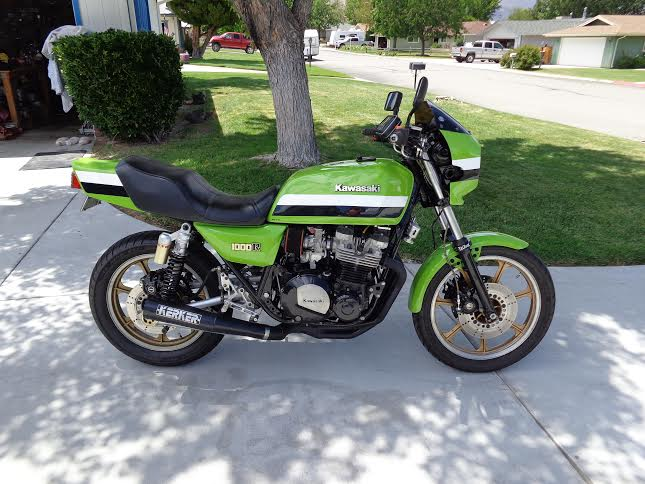 Bike Of The Month: Baldy110