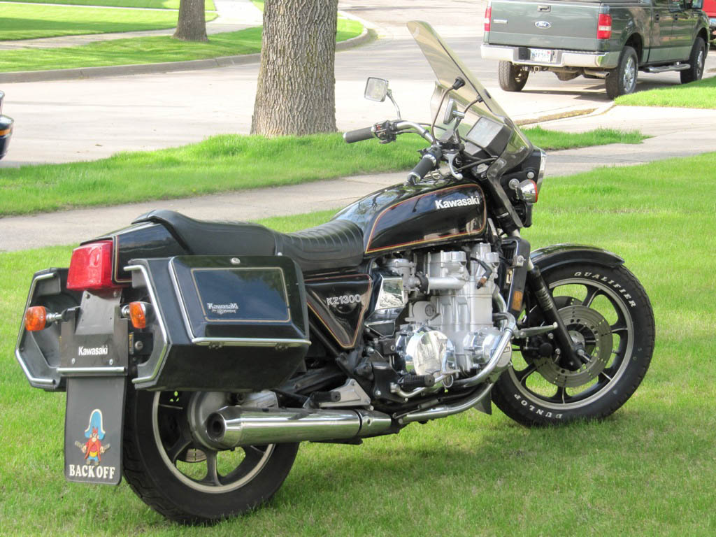 Bike Of The Month: Tyler Curran's 1981  KZ1300