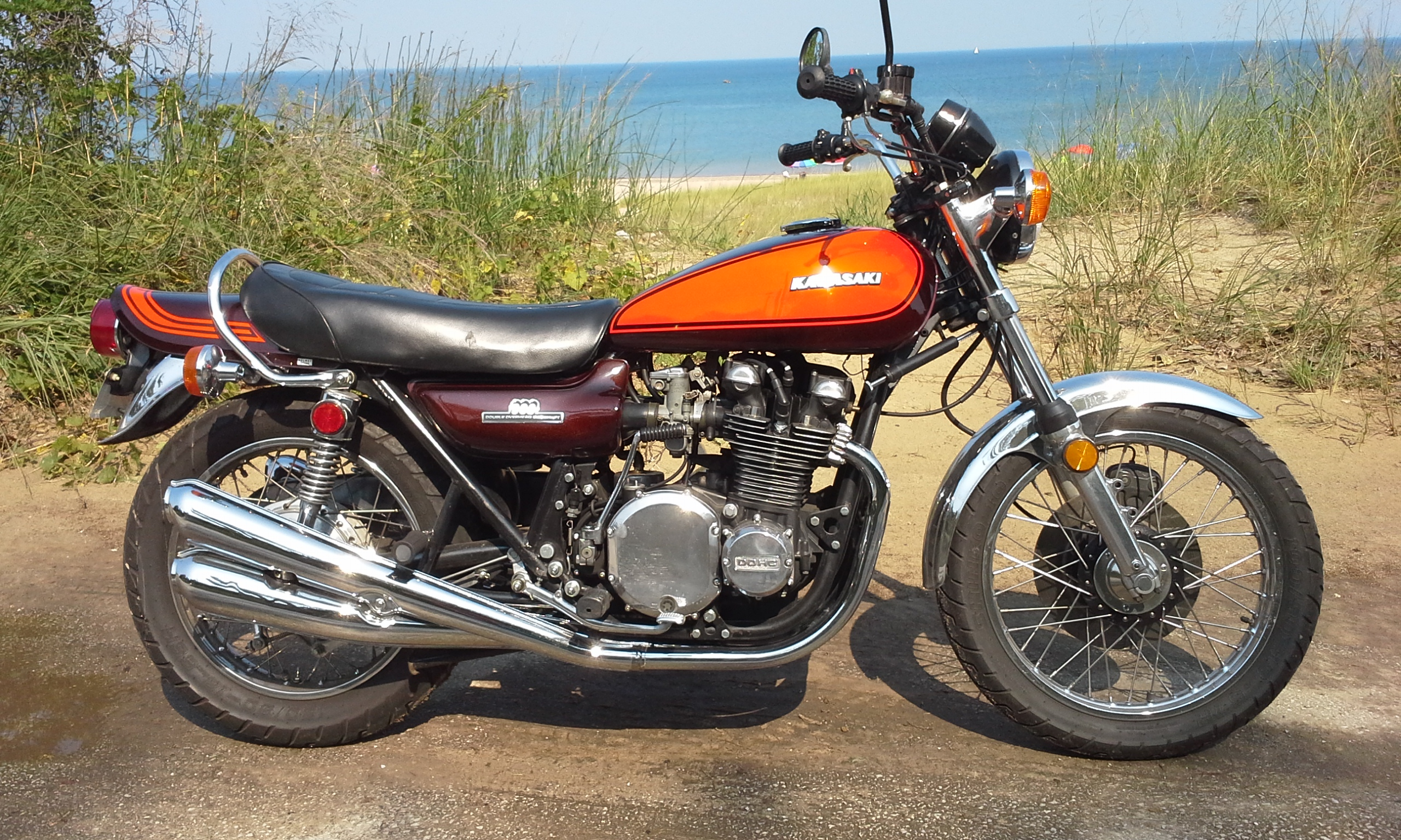 Bike Of The Year: GregZ's 1973 Z1 900.