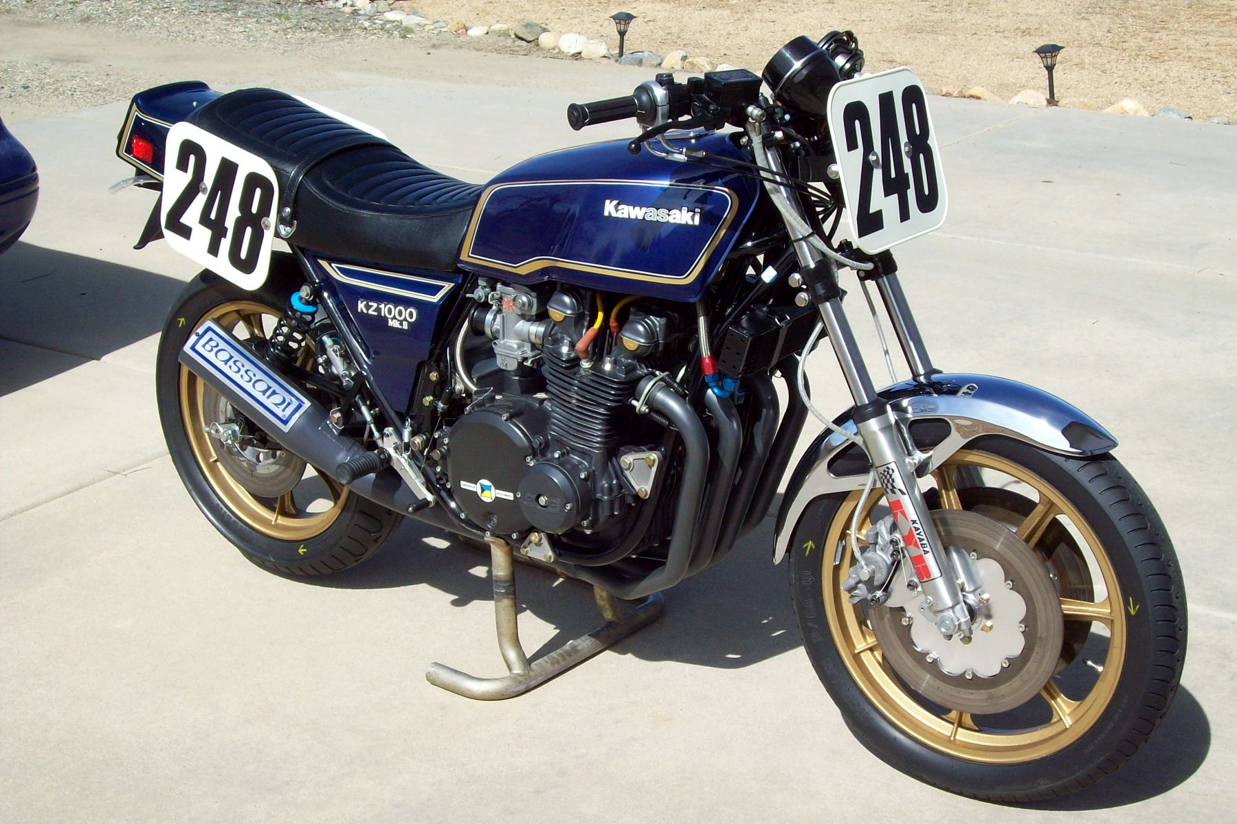 Bike Of The Year: Dr Gamma's 1979 KZ1000 A3 AMA / WERA Superbike