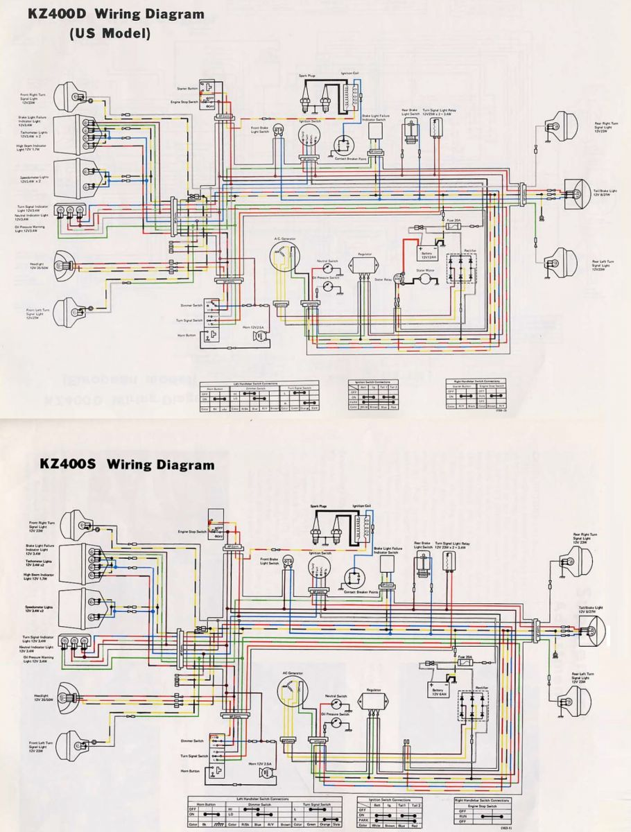 kz400 wiring diagram kz400 wiring diagrams kz400 simple wiring kz400 auto wiring diagram schematic