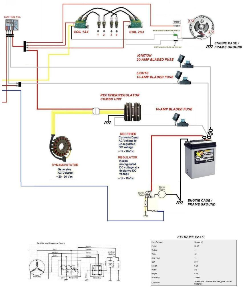 Kz1000 Wiring Harness Library Kz Spree Diagram My Situation Kzrider Forum Z1 Z Chargingckt