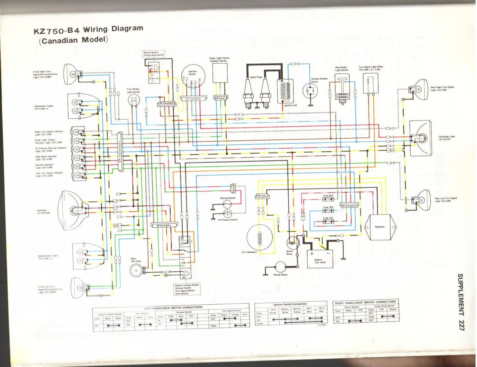 Kz750 Four Wiring Diagram Custom Wiring Diagram \u2022 Kz1000 Wiring Diagram  78 Kz650 Wiring Diagram