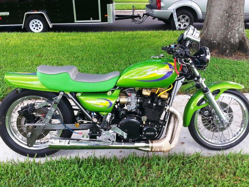 Permalink to Chrome Kawasaki Kz1000 78