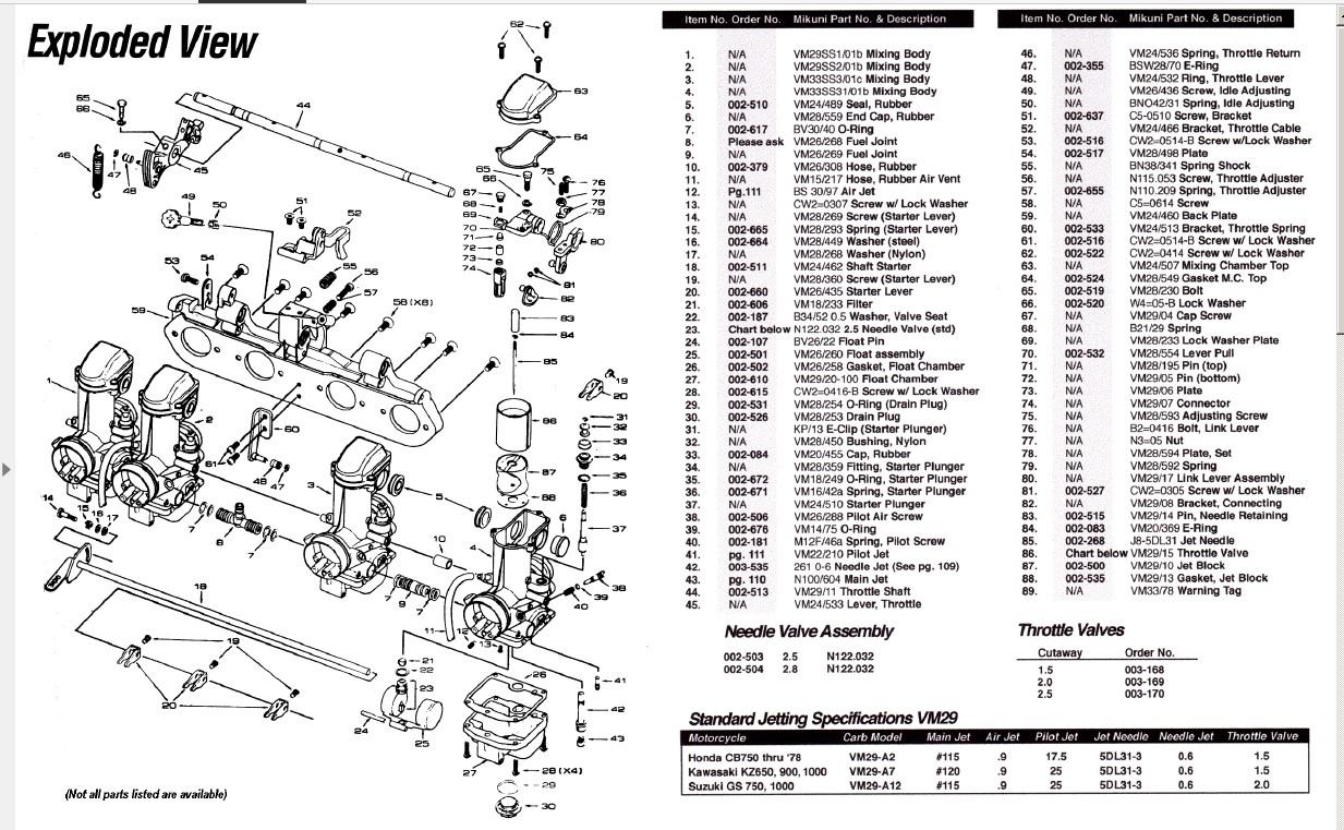 Mikuni bs36ss Manual
