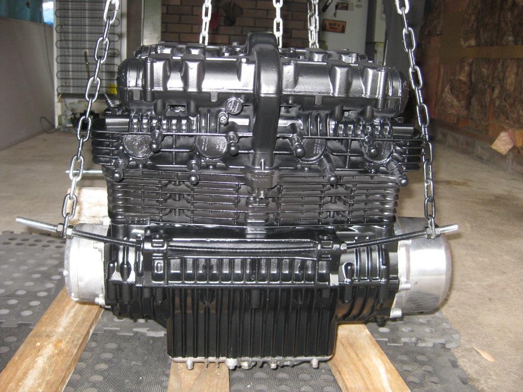 vht engine enamel instructions