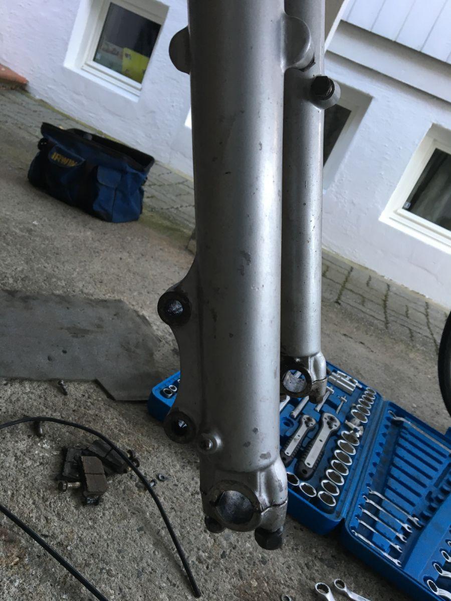 Front Fork Part Diagram Kzrider Forum Kz Z1 Z K 650 H1 Wiring Img 5306