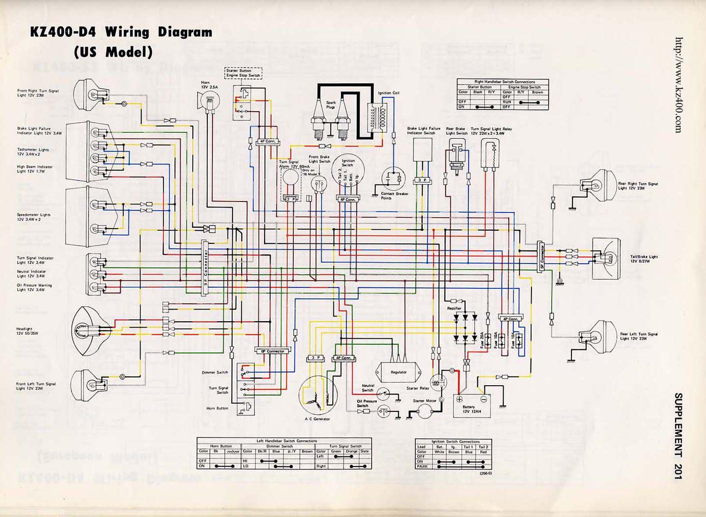 1976 kz400 wiring diagram wiring diagram for light switch u2022 rh lomond tw