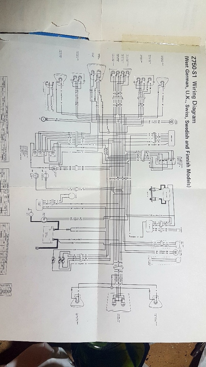 1978 Kawasaki Kz750 B3 Wiring Diagram Trusted K Z 750 Which Kzrider Forum Kz Z1 Honda Cx500