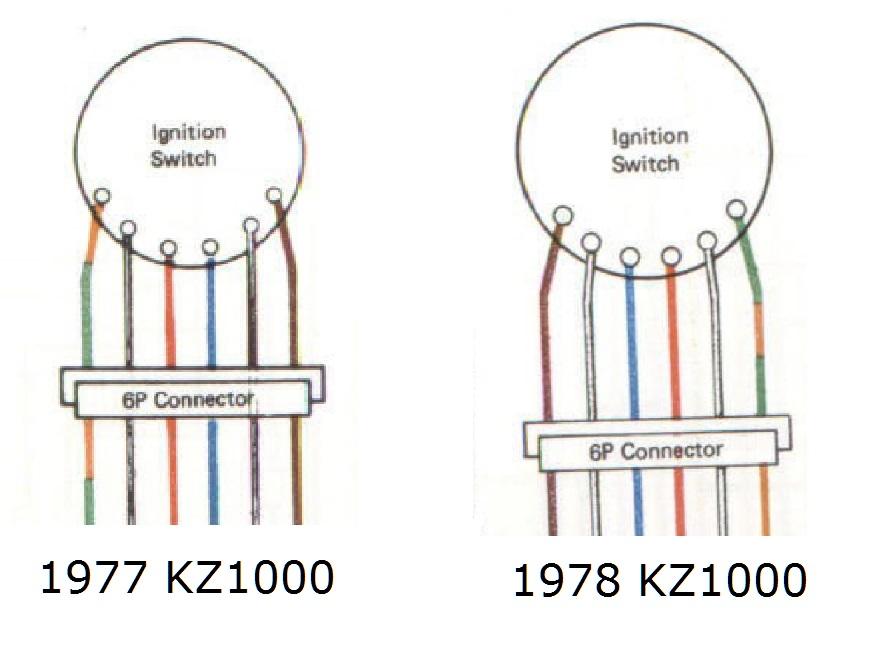 Ignition Switch Connector - Kzrider Forum